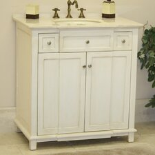 "Brighton 34"" Bathroom Vanity Set"