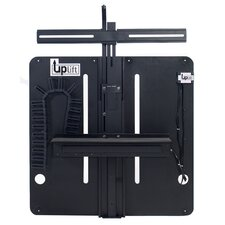 "TV Lift Mechanism Fixed Wall Mount for up to 34.25"" Flat Panel Screens"
