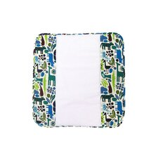 <strong>Ah Goo Baby</strong> The Plush Pad Memory Foam Changing Pad in Zoo Frenzy