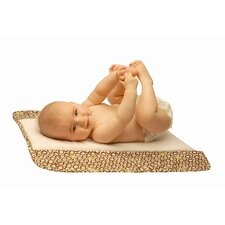 Memory Foam Changing Pad in Bubbles in Cola