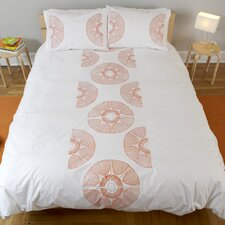 <strong>threesheets2thewind</strong> Radial Bloom Duvet Collection