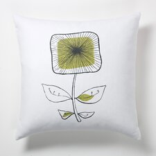 <strong>threesheets2thewind</strong> Square Flower Pillow