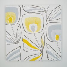 Ani Windflower Textile Wall Print