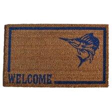 Swordfish Doormat