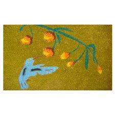 Humming Birds Doormat