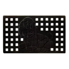 <strong>Imports Decor</strong> Dog Pin Doormat