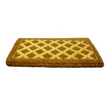 <strong>Imports Decor</strong> Diamonds Doormat