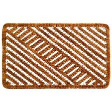 Spiral Diagonal Doormat