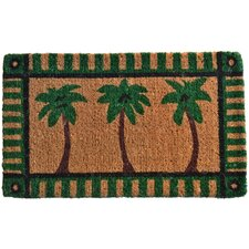 Palm Tree Doormat