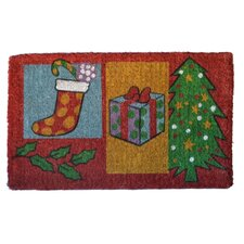 <strong>Imports Decor</strong> Christmas Gift Mat