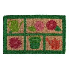 Garden Tools Doormat