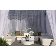 Zen Cabana Bench Seating Group