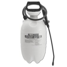 Polyethylene Standard Sprayer in White / Black