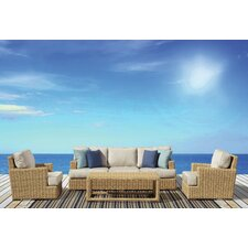 Leucadia Sofa Seating Group with Cushions