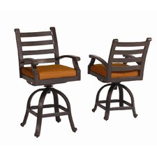 "<strong>Sunset West</strong> Newport 26"" Barstool with Cushion"