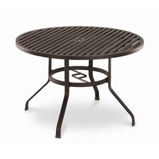 <strong>Sunset West</strong> La Jolla Round Dining Table