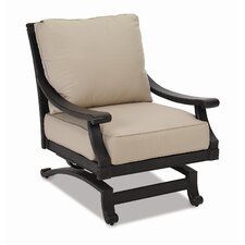 Del Mar Rocking Chair Club Chair