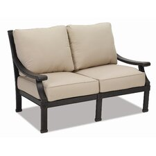 <strong>Sunset West</strong> Del Mar Loveseat with Cushions