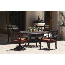 Del Mar 5 Piece Dining Set