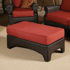 <strong>Sunset West</strong> Santa Barbara Ottoman with Cushion