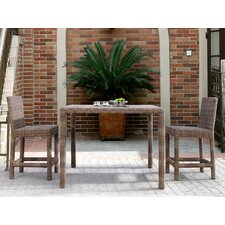<strong>Sunset West</strong> Coronado Counter Table 3 piece Set
