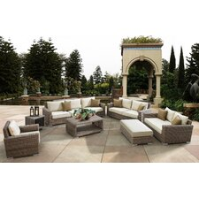 <strong>Sunset West</strong> Coronado Deep Seating Group with Cushions