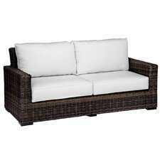 Montecito Deep Seating Loveseat with Cushions