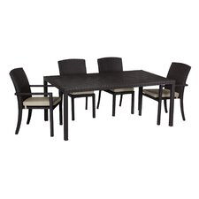 <strong>Sunset West</strong> Solana 7 Piece Dining Set