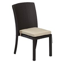 <strong>Sunset West</strong> Solana Dining Side Chair with Cushion