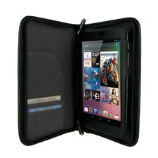 Executive Portfolio Leather Case Cover for Nexus 7
