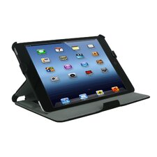 Slim-Fit Vegan Leather Folio Case Cover for iPad Mini