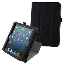 Origami Vegan Leather Case Cover for iPad Mini