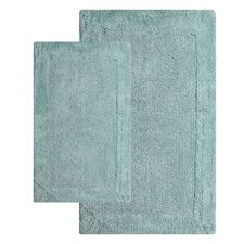 Bella Napoli Contemporary Bath Rug (Set of 2)