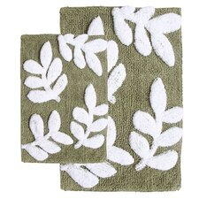 <strong>Chesapeake Merchandising Inc.</strong> Monte Carlo Bath Rug (Set of 2)