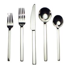 Astana 45 Piece Splendid Flatware Set