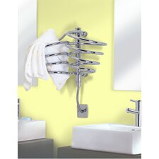 "Boz Cirqo 22"" Wall Mount Electric Towel Warmer"