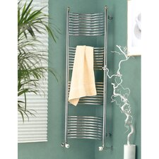 "Corner Piece 6"" Wall Mount Electric Towel Warmer"
