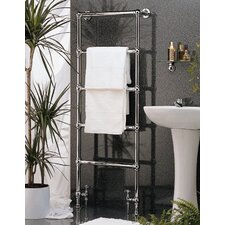 <strong>Wesaunard</strong> Victorian Floor Mount / Wall Mount Electric Towel Warmer