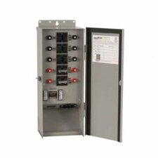 Pro / Tran Outdoor Transfer Switch with 10 Circuit Breaker