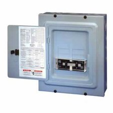 TRB 4/8 Circuit Indoor Transfer Sub Panel / Link for 100A Generator