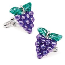 Grapes Cufflinks