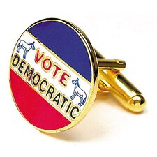 Vintage Democratic Cufflinks