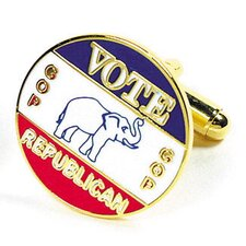 Vintage Republican Cufflinks