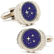 Star Trek UFP Cufflinks