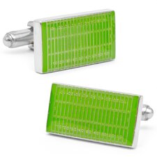 Football Field Cufflinks