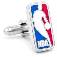 NBA Logo Cufflinks