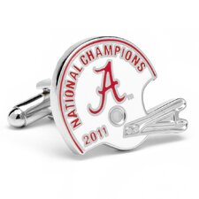 Alabama Crimson Tide 2011 Championship Cufflinks