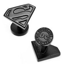 DC Superman Shield Cufflinks