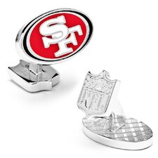 NFL San Francisco 49ers Cufflinks