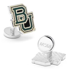 NCAA Baylor University Bears Cufflinks
